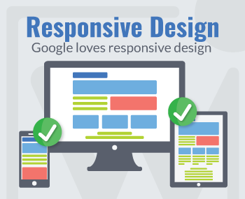 Digital Marketing Tips - Google Loves Responsive Website Design