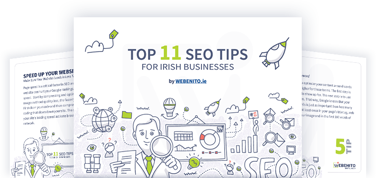 Top 11 SEO Tips for Irish Businesses Guide